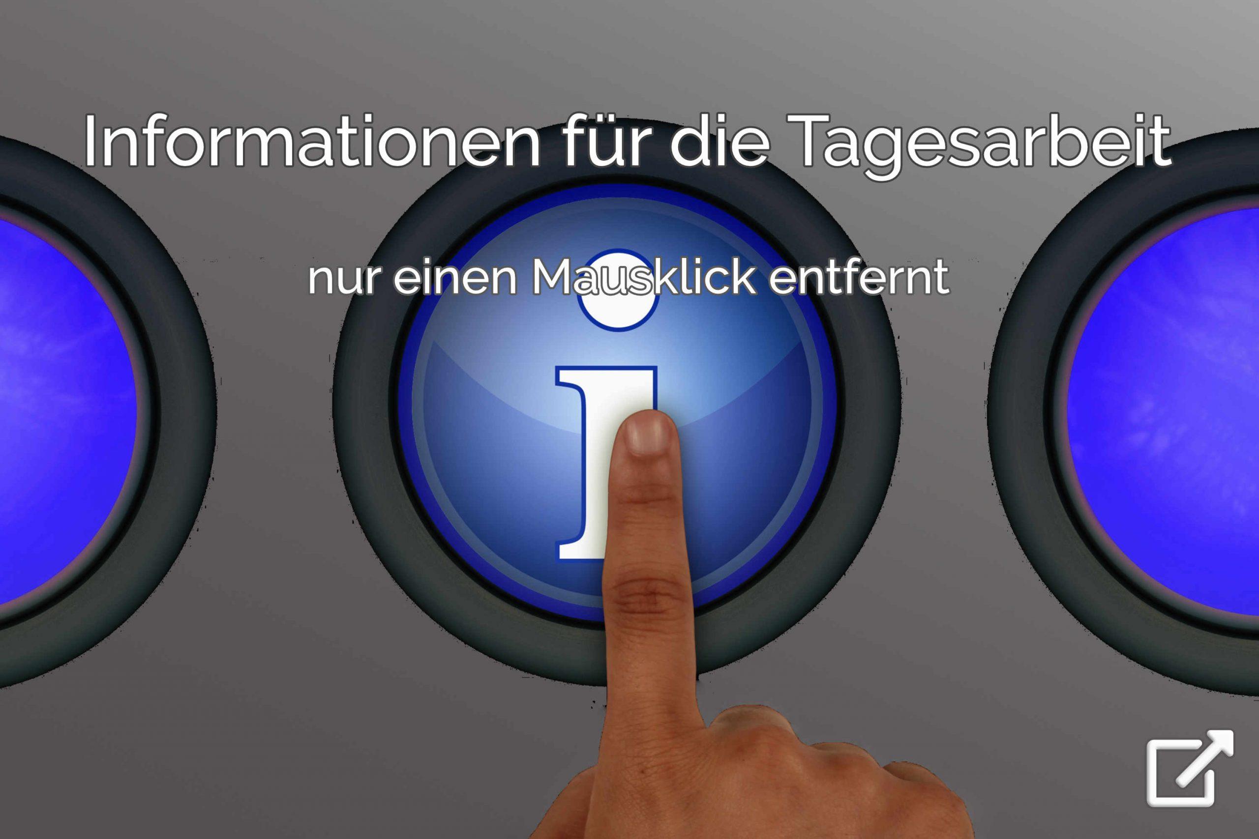 Informationen zur Tagesarbeit - nur einen Mausklick entfernt - offene Aufgaben, alle Kontaktdaten zur Akte, offene Grbühren, offene Stunden, Serienbearbeitung, Suchfunktionen, Finanzen im Überblick, Aktenkonto, Saldenliste, etc.