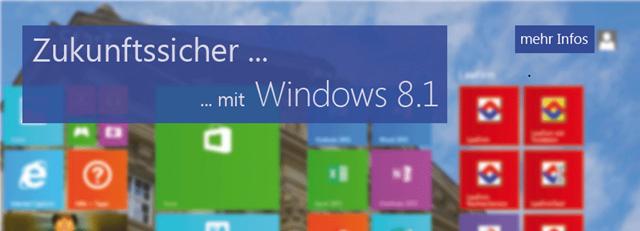 Auch für Windows 8.1: Das kostenlose LawFirm Helper App zur Anwaltssoftware LawFirm unterstützt beim Schnelleinstieg in die App Startoberfläche