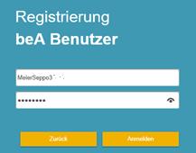 Mitabeiter / Mitarbeiterin registrieren im besonderen elektronischen Anwaltspostfach (beA)