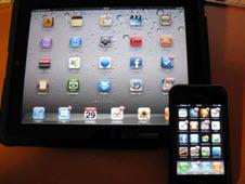 Apple iPad Anwenderbericht zum iPad in der Anwaltskanzlei - Anwalt nutzt Anwaltssoftware LawFirm online / mobil mit dem iPad Tablet